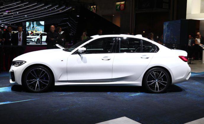 Nowe BMW 3 sedan