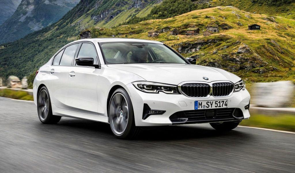 Nowe BMW serii 3 dynamiczne
