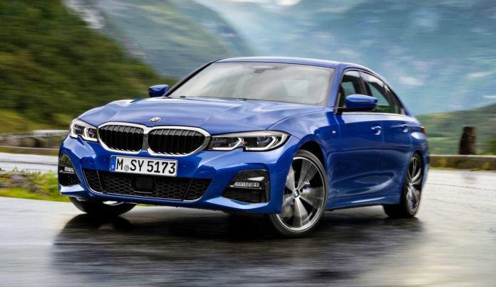 Nowe BMW serii 3 - otwierające