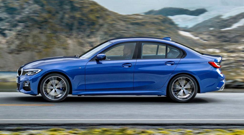 Nowe BMW serii 3 - dynamiczne
