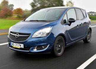 Używany Opel Meriva B (2010-2017) - opinie, dane techniczne, typowe usterki