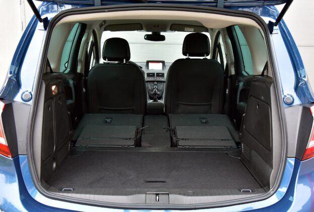 Opel Meriva B bagażnik (3)