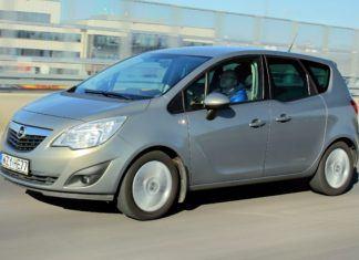 Używany Opel Meriva B (2010-2017) - OPINIE