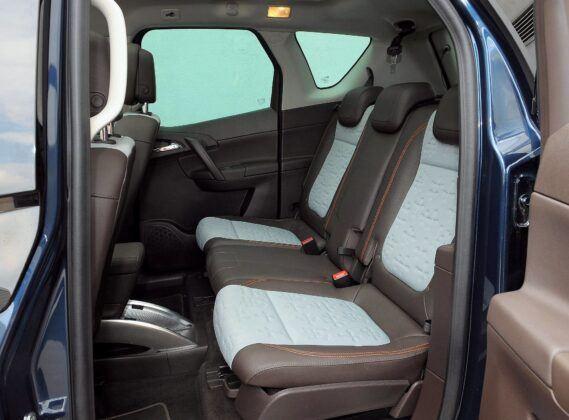 Opel Meriva B kanapa