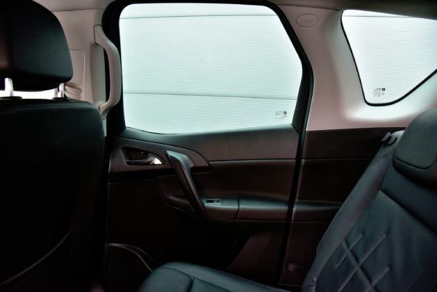 Opel Meriva B - okno