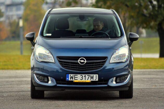 Opel Meriva B po liftingu