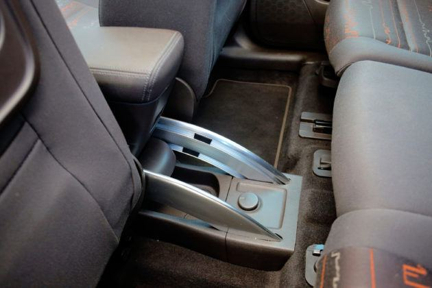 Opel Meriva B - podłokietnik