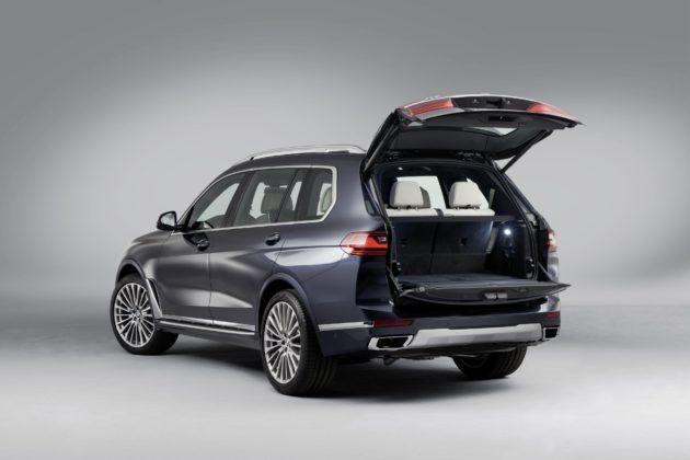 BMW X7 (2019)
