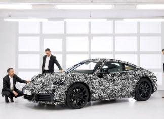 Porsche 911 (992) – 11 rzeczy, które wiemy o nowym wcieleniu legendy