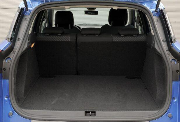 Renault Clio IV bagażnik (3)