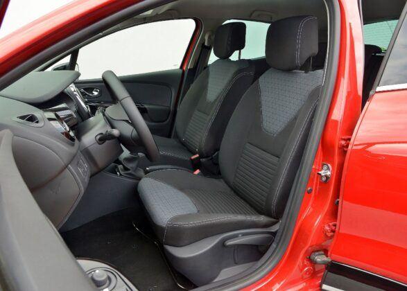 Renault Clio IV fotel kierowcy (3)