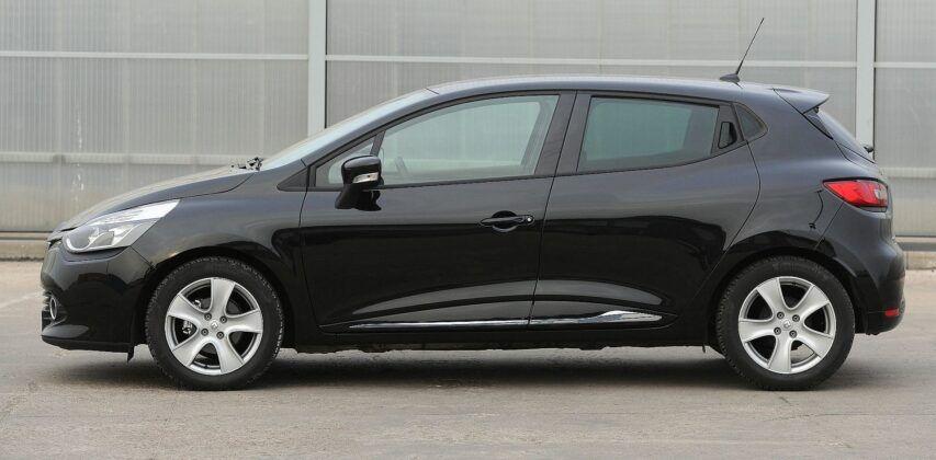 Renault Clio IV hatchback