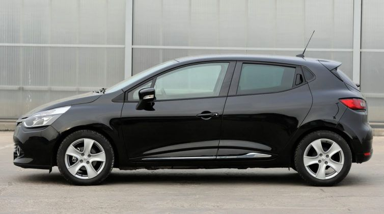 Renault Clio IV - hatchback