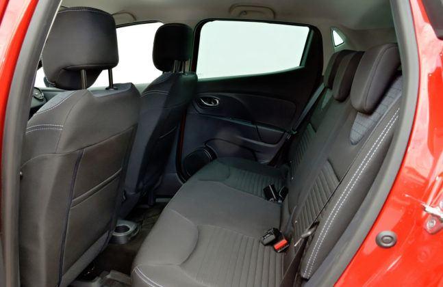 Renault Clio IV - kanapa