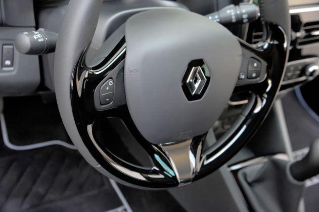 Renault Clio IV - kierownica