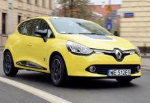 Renault Clio IV - otwierające