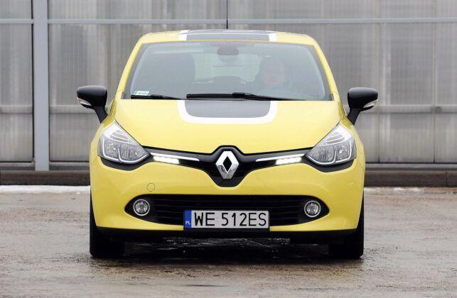 Renault Clio IV przed liftingiem