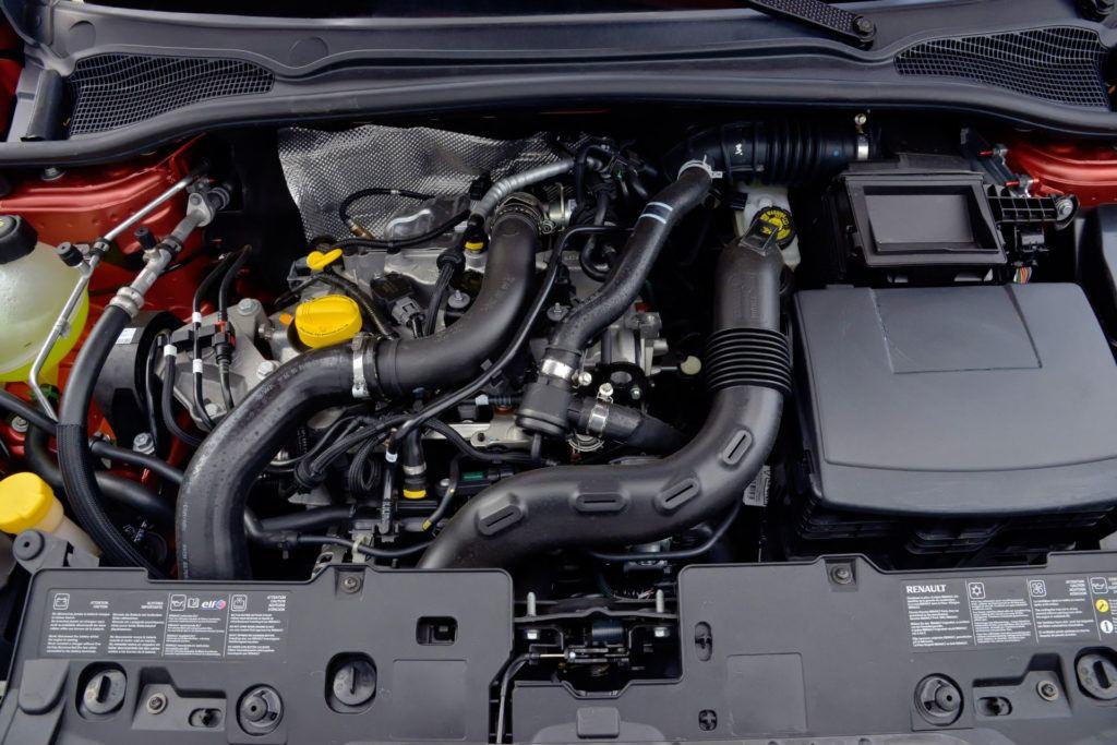 Renault Clio IV - silnik