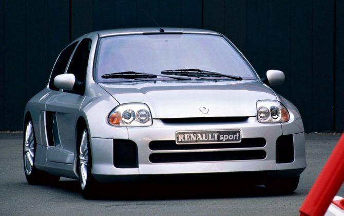 Renault Clio V6 (2000-2003)