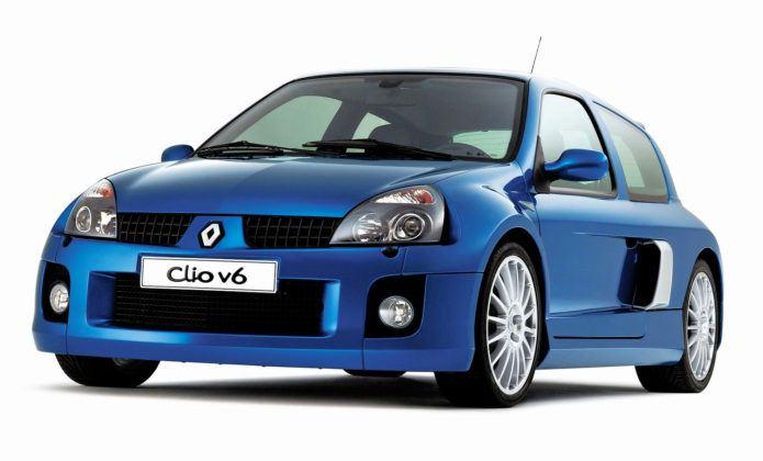 Renault Clio V6 (2003-2005)