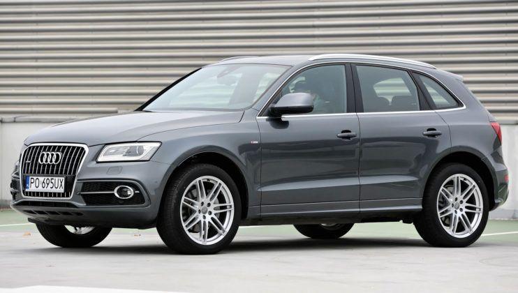 SUVy - Audi Q5