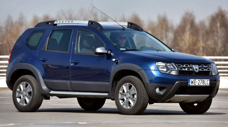 SUVy - Dacia Duster