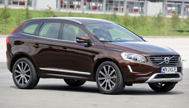 SUVy - Volvo XC60