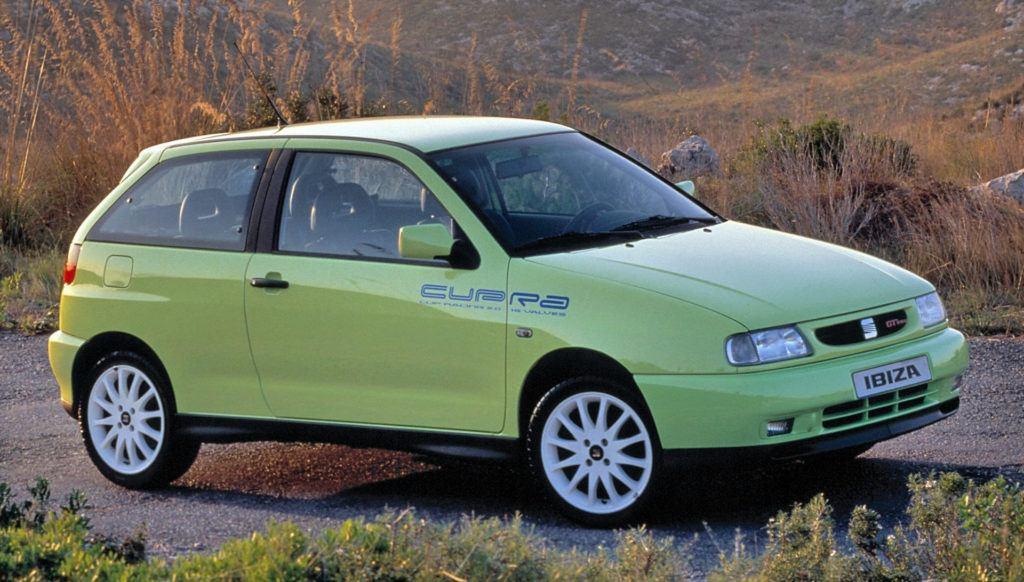 Seat Ibiza II Cupra