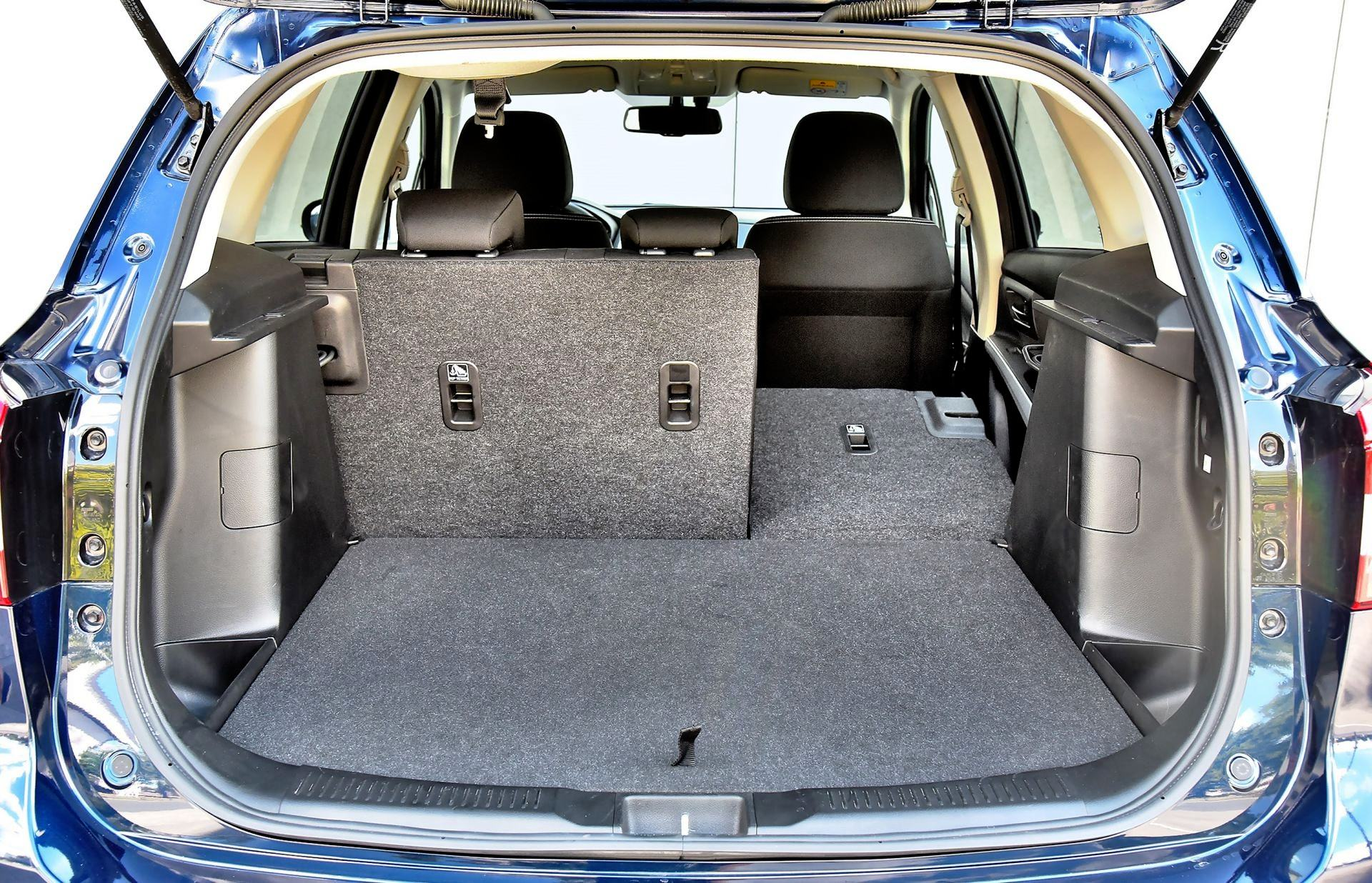 Suzuki SX4 S-Cross - bagażnik