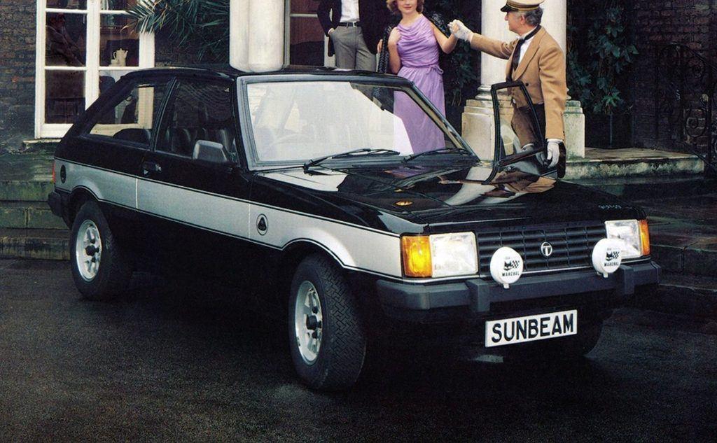 Talbot Sunbeam-Lotus
