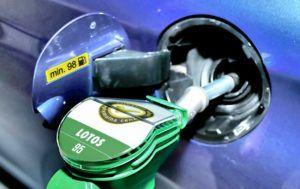 Tankowanie paliwa z niską liczbą oktanów