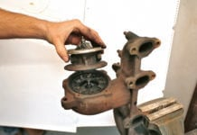 Uszkodzona-turbosprezarka