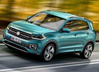 Volkswagen T-Cross – informacje i zdjęcia