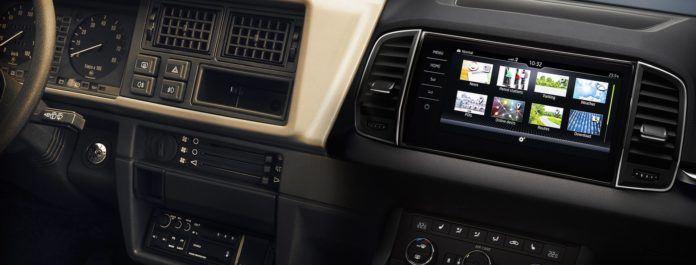 Od radia do internetu - jak przez 30 lat zmieniły się samochodowe multimedia