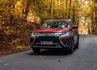 Mitsubishi Outlander 2019 – aktualizacja modelu