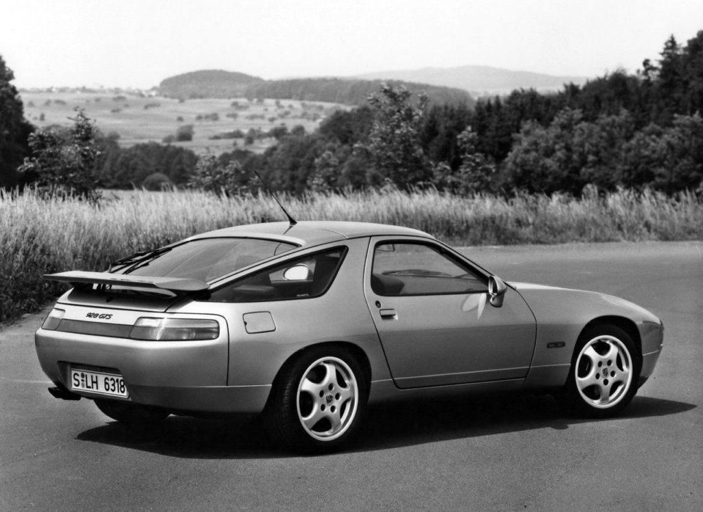 Porsche 928 GTS (1991)