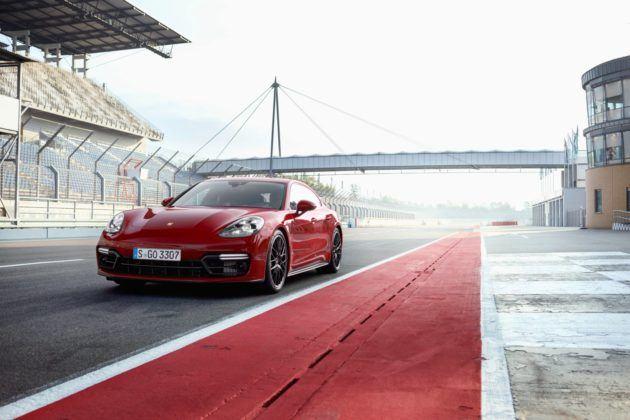 Porsche Panamera GTS (2019)