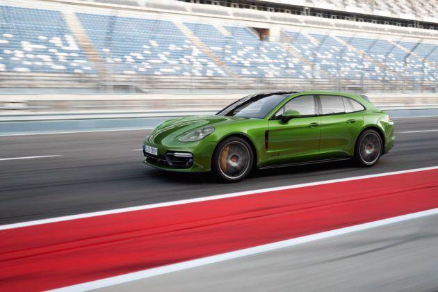 Porsche Panamera GTS Sport Turismo (2019)