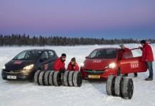 Test opon zimowych GTU 2018 / fot. Tschovikov/GTÜ