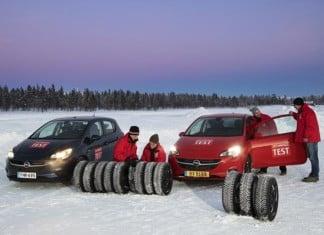Test opon zimowych 2018 dla aut miejskich i kompaktowych