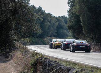 Ciężkie życie prototypów – nowe Porsche 911 (ZDJĘCIA)