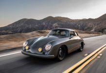 Porsche 356 od Emory Motorsports