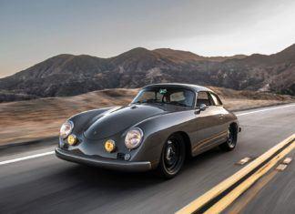 Restomod, czyli Porsche 356 rocznik 2018