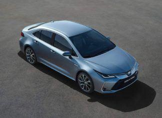 Nowa Toyota Corolla sedan - po raz pierwszy jako hybryda
