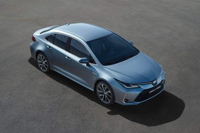 Toyota Corolla (2019)