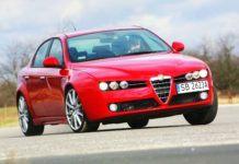 Alfa Romeo 159 - otwierające