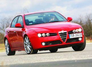 Używana Alfa Romeo 159 (2005-2011) - OPINIE