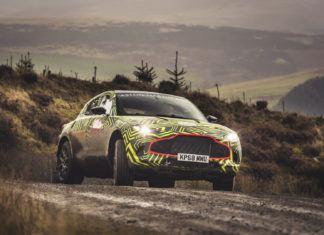 Aston Martin DBX – informacje i zdjęcia
