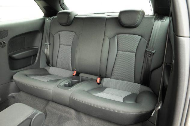 Audi A1 - kanapa