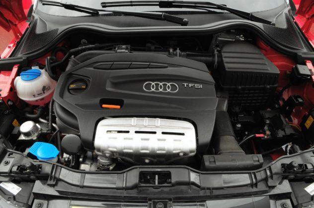 Audi A1 - silnik